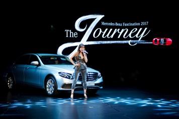 Mercedes-Benz bứt phá với E-Class trong 6 tháng  đầu năm 2017