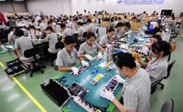 """7 tháng, hút 21,93 tỉ USD vốn FDI: Nước nào đầu tư """"khủng"""" nhất vào Việt Nam?"""