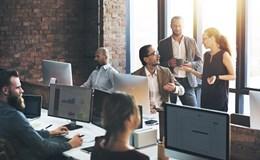 """Mô hình co-working """"hốt bạc"""" nhờ startup công nghệ nở rộ"""