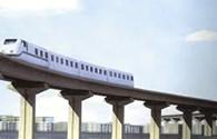 Sắp trưng bày toa mẫu tàu đường sắt trên cao