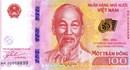 Ra mắt tiền giấy cotton mệnh giá 100 đồng mới