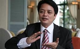 """Phủ nhận tin đồn ngồi """"ghế nóng"""" Sacombank, ông Nguyễn Đức Hưởng sẽ làm gì?"""