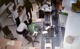 Nóng: Vụ dùng súng cướp ngân hàng, lãnh đạo Vietcombank tiết lộ thông tin bất ngờ