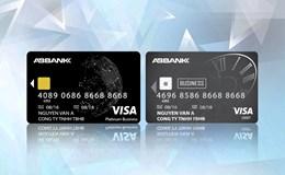 ABBANK ra mắt dòng thẻ quốc tế đặc biệt dành cho doanh nghiệp