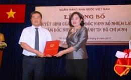 Hé lộ thông tin Giám đốc NHNN TPHCM được bổ nhiệm