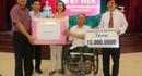 TKV thăm và tặng quà tại một số Trung tâm điều dưỡng thương binh
