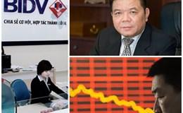 """Ồ ạt bán tháo cổ phiếu BIDV, tin đồn """"bủa vây"""" khiến cổ phiếu ngân hàng """"đỏ lửa"""""""