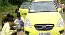 Bắt giữ đối tượng cứa cổ lái xe taxi, cướp tài sản ở Lào Cai