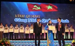 """LĐLĐ Quảng Ninh phát động """"Tháng Công nhân"""" 2017"""