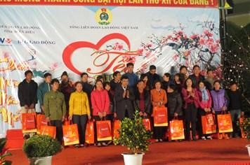 Điện Biên: Tết sum vầy – Tết vì người lao động