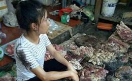 Vụ hắt dầu luyn vào thịt lợn: Có thể bị truy cứu  trách nhiệm hình sự