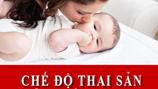 Nghỉ thai sản có được xét thi đua?