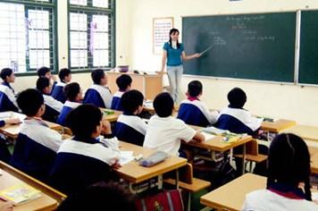 Đổi mới toàn diện giáo dục: Đột phá từ cải cách tiền lương