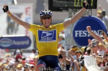 Lance Armstrong bị tước 7 chức vô địch Tour de France