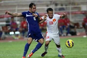 Thua đau Philippines, Việt Nam hẹp cửa vào bán kết AFF Cup