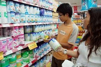 Sữa vào đợt tăng giá