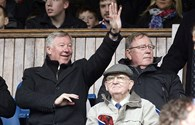HLV Ferguson nói lời chia tay Man United?