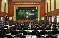 Quốc hội thông qua danh sách 47 chức danh lấy phiếu