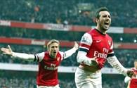 Arsenal vẫn mang Cazorla và Monreal sang Việt Nam