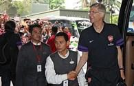 CLB Arsenal sẽ dành nửa ngày tham quan Hà Nội