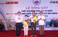 Tổng kết và trao giải cuộc thi sáng tác ca khúc về Khe Sanh