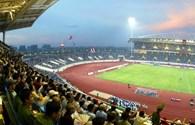 Các đài muốn sóng sạch trận Việt Nam - Arsenal