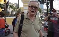 Du khách và người dân bày tỏ ý kiến về việc TPHCM lọt top 50 thành phố an toàn