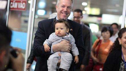 Tân Đại sứ Mỹ tại Việt Nam Ted Osius: Vị đại sứ đặc biệt nhất Đông Á