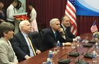 Ông John McCain lên án hành vi hung hăng của Trung Quốc trên Biển Đông
