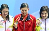 Ánh Viên, Quý Phước liên tiếp giành HCV, phá kỷ lục SEA Games