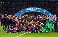 Barcelona 3-1 Juventus: Barca lần thứ 5 vô địch châu Âu