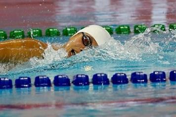 Ánh Viên bị loại ở nội dung 400m tự do Cúp thế giới