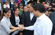Người dân Đồng Tâm đã thả 19 người còn lại: Cuộc đối thoại thấu tình, đạt lý