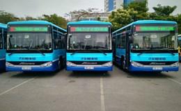 Hà Nội: Đưa 12 xe buýt chất lượng cao chạy tuyến buýt số 35A