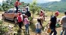 Xây điểm trường cho năm học mới tại thôn nghèo tỉnh Hà Giang