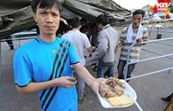 Lao động Việt mòn mỏi trong khu lều tạm giữ tại Nga