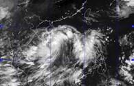 Cơn bão số 6: Đã mạnh lên cấp 8, cách Đông Bắc Bộ 280km