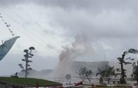 Bão số 6: Một thanh niên bị sóng cuốn trôi khi đi xem bão tại Đồ Sơn