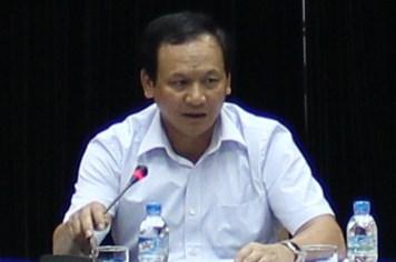 Vụ chìm tàu ở TPHCM: Cục trưởng Cục Hàng Hải trả lời về chuyện viết đơn cứu hộ