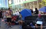 Cắm trại xếp hàng chờ mua iPhone 5S, 5C trước 2 tuần