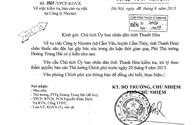 Vụ chôn thuốc sâu: Phó Thủ tướng Hoàng Trung Hải yêu cầu kiểm tra, báo cáo