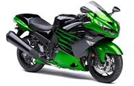 Superbike Kawasaki Ninja ZX-14R phiên bản 2014