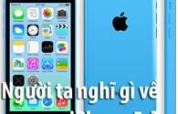 Cảm nhận ban đầu về iPhone 5c