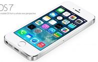 """Người dùng iOS 7 bị """"mắc kẹt"""" khi không trở về được iOS 6"""