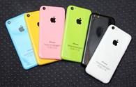 """iPhone 5C """"ế nặng"""" ở Việt Nam"""