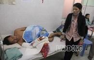 Nối thành công cẳng tay bị đứt lìa của một công nhân bị tai nạn lao động
