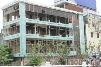 Bão số 11 tại Quảng Nam - Đà Nẵng: Bão tan, lũ lớn, gây ngập khắp nơi