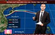 Bão số 12: Cập nhật lộ trình và dự kiến nơi đổ bộ của bão Krosa