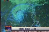 Bão số 14: Toàn cảnh siêu bão Haiyan nhìn từ vệ tinh