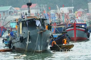 Bão số 14: Thanh Hóa, Ninh Bình tập trung đón bão